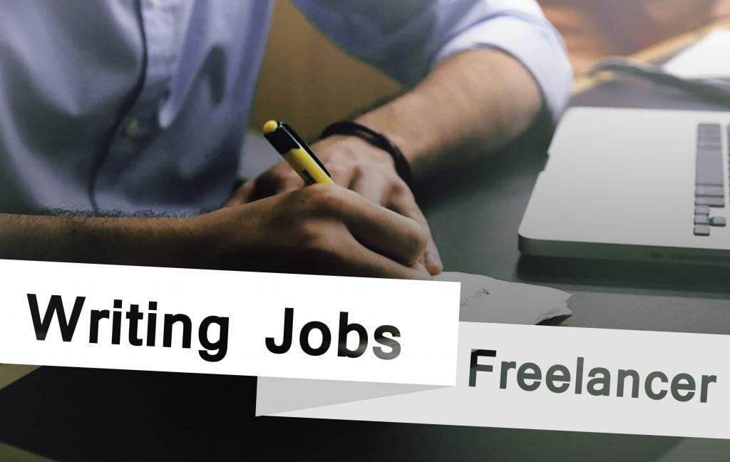 writing jobs for freelancer