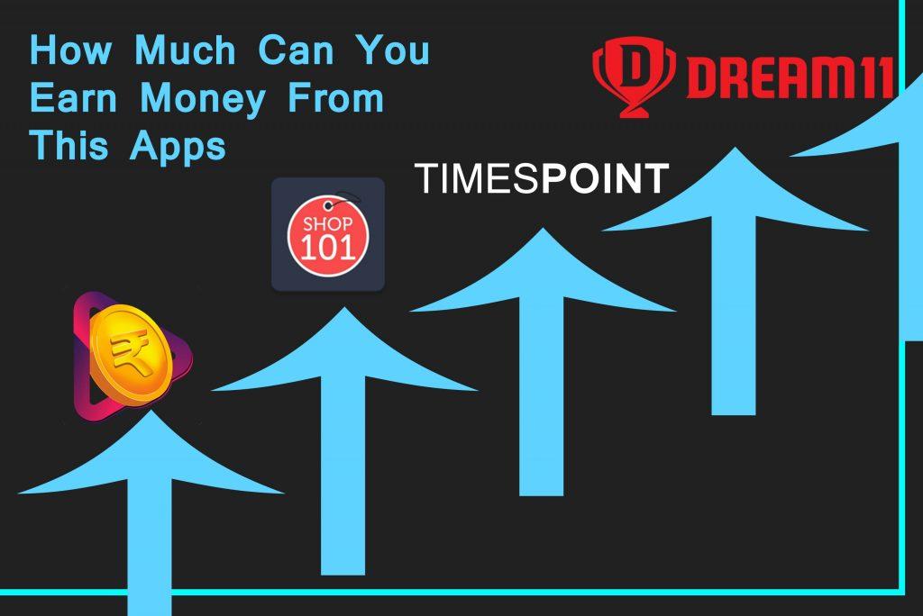 earn money by apps