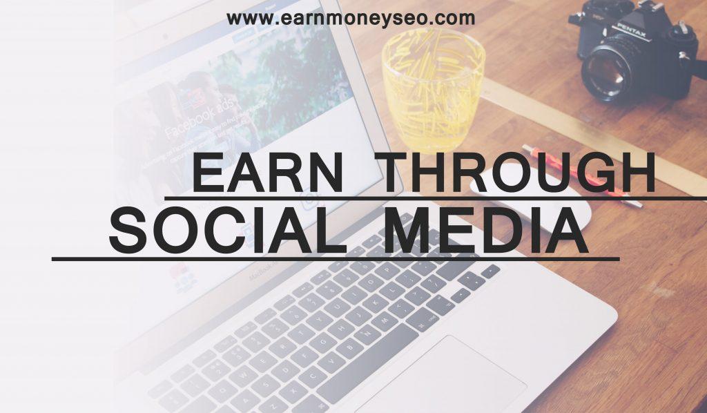 earn through social media