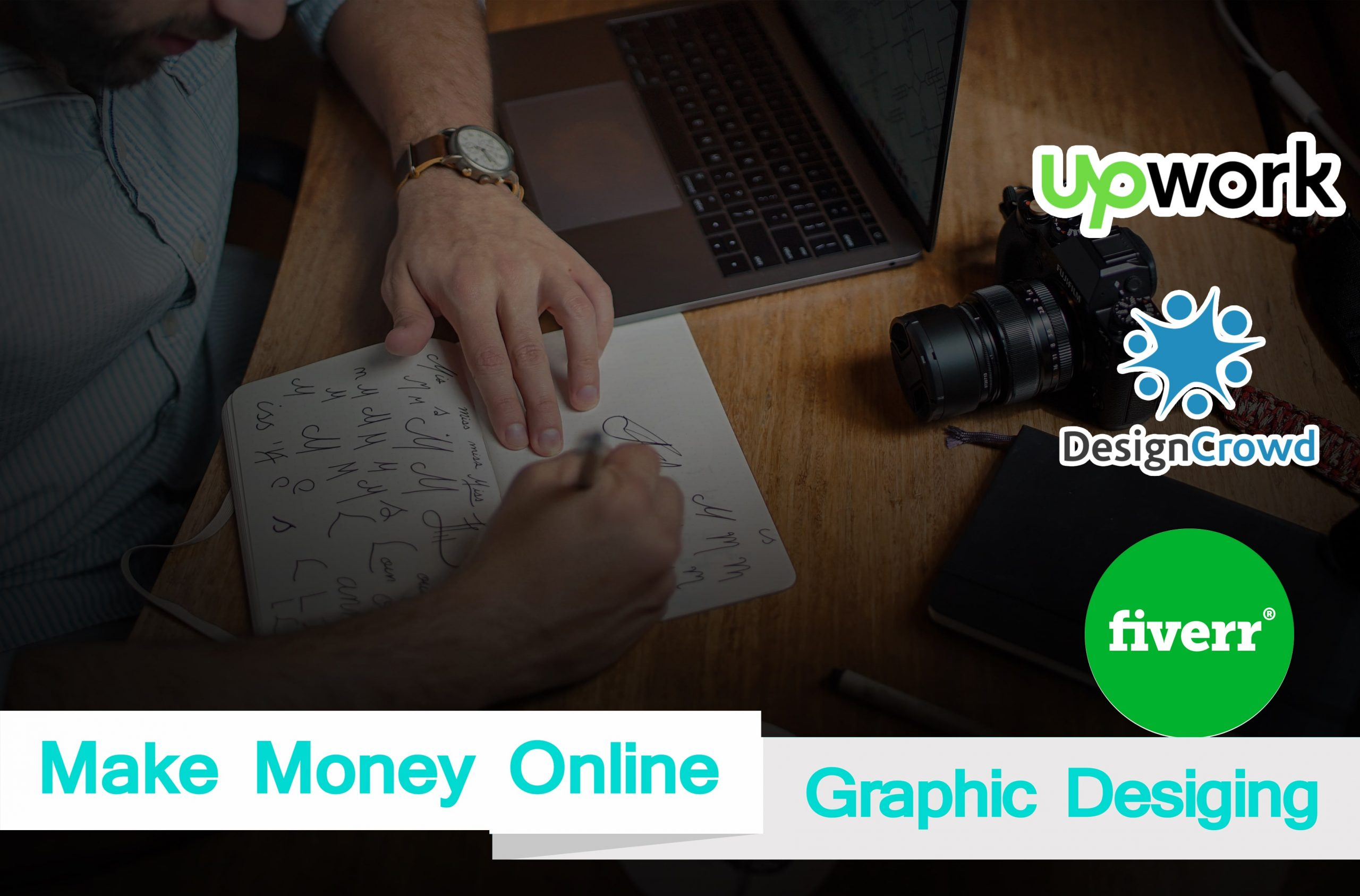 make money online graphic designer