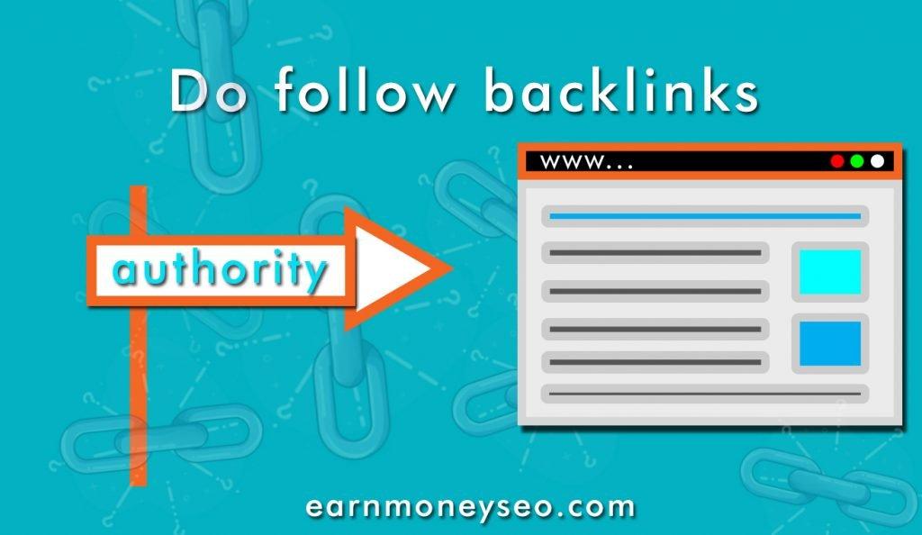 Do follow backlinks
