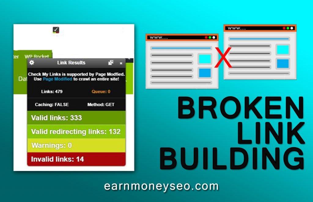 broken backlink building